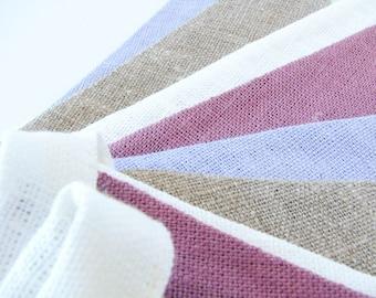 Bunting / Fabric Flag Banner / Pennant Nursery / Porch / Patio Decor / Photo Prop