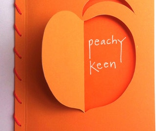 Peachy Keen Card
