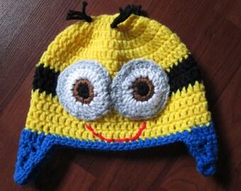Minions Earflap Hat