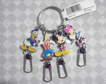 1 Disney Character Keyring