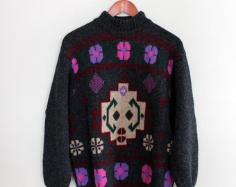 1990's Benetton Winter Sweater