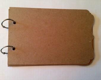 Mix and Match horizontal chipboard album