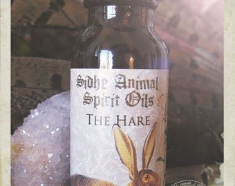 The Hare Sidhe Animal Spirit Oil