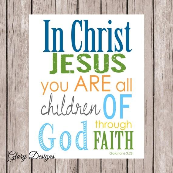 Resultado de imagen para bible verses for kids