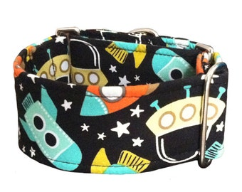 "Martingale collar ""Rockets"""