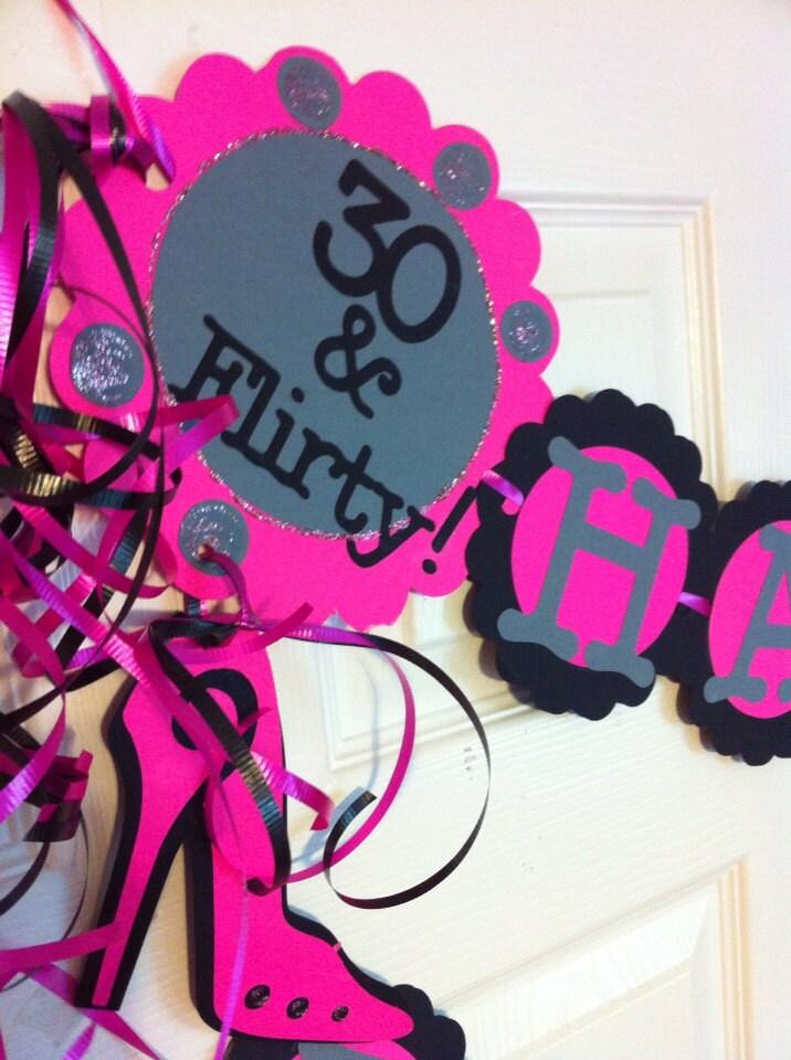 30th birthday decorations personalization available for 30th birthday decoration ideas