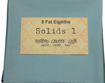 Solids 1 Fat Eighth Bundle