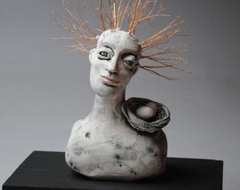 Clay Sculpture Figurative Origins