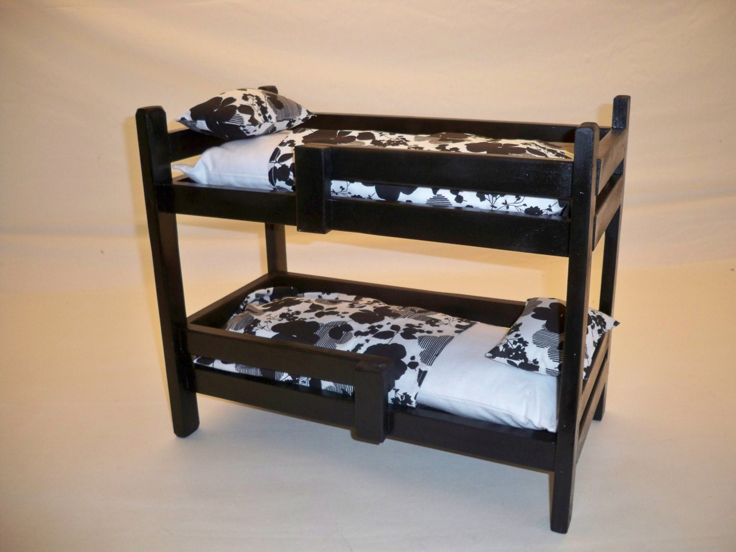 Wood Doll Bed18 Inch Doll Bed Doll Furniture Girls Toy