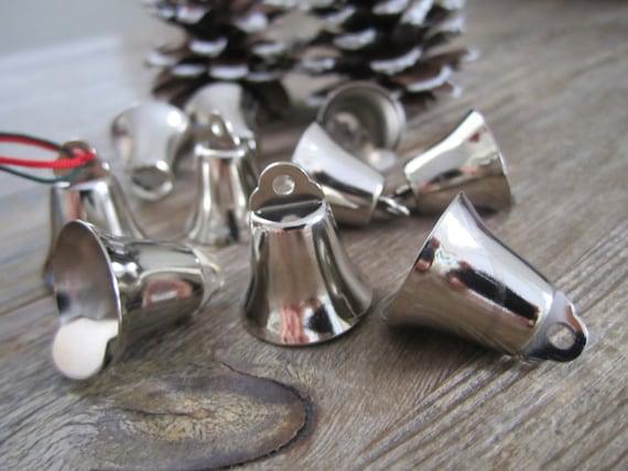 Decor accessories wedding bells christmas decorations 16 pcs