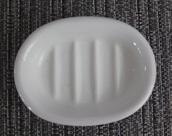 Vintage soap dish by Arabia Finland
