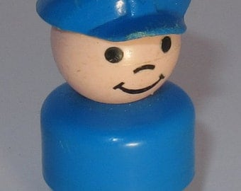 fisher price little people mailman