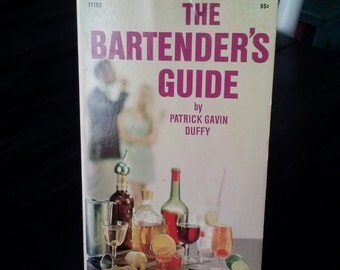 The Bartenders Guide -1970