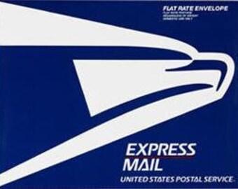 Express Mail Upgrade