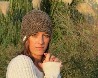 The Barley Beanie-Crochet Hat-Fall Fashion