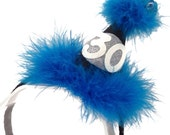 Milestone Birthday Fascinator