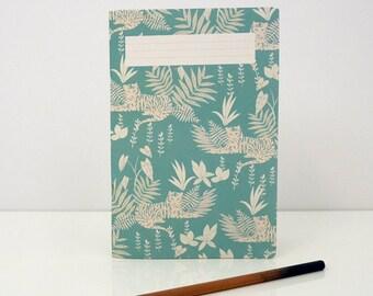 """1 """"Jungle"""" notebook - 1 carnet """"Jungle"""""""