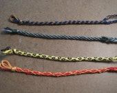 Hogwarts House Friendship Bracelet - Custom - Pick One