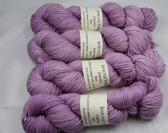 Bliss Unbowed DK yarn 100% super wash merino