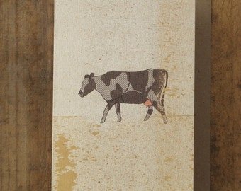 Speckled Cow Card
