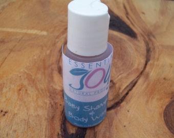 Shampoo Sample. 1 oz.  Travel Size, Stocking Stuffer, Sample size, Shower Gifts