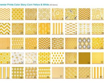Pillow, Decorative Pillow, Throw Pillow, Pillows, Toss Pillow, Accent Pillow, Yellow Collection 40  Prints  Various Sizes