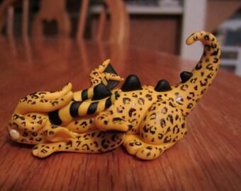 Leopard/Snow Leopard Dragon