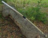 Shorter Longbow with Wood Grain Pattern (4.5' long)