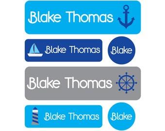Daycare Pack - Set of 60 Labels - Baby bottle labels, Daycare Labels, Pacifier Labels, Dishwasher safe labels - Pre-made Design