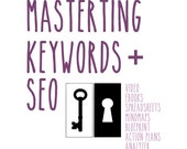 Etsy SEO and Keyword Tips - Research Tool, Spreadsheet, Keyword List