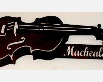Personalized Violin with Name