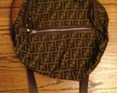 Authentic Fendi Backpack