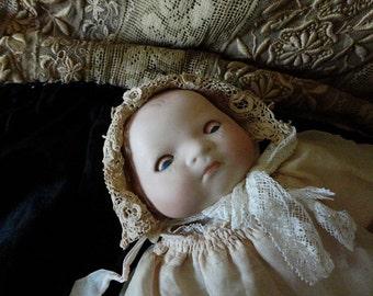 Grace Putnum Crying Bye Lo Baby Doll Sleep Eyes Reproduction OOAK Stunning!