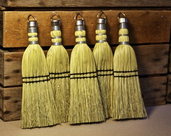 Dutch Oven Pot Scrubber Broom Corn Brush Veggies
