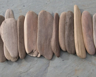 Driftwood Table Number Blanks