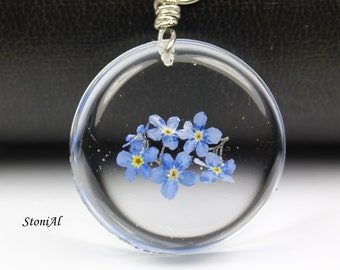 Forgetmenot Necklace