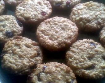 Oatmeal Variety Cookies