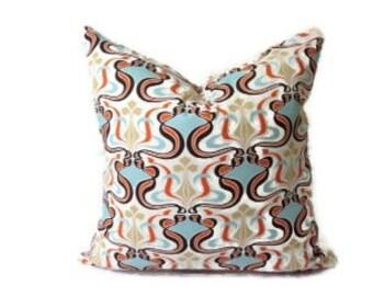 HOME DECOR 18x18 Premiere Print Decorative Throw Pillow Cover. TOSS Cushion Cover.