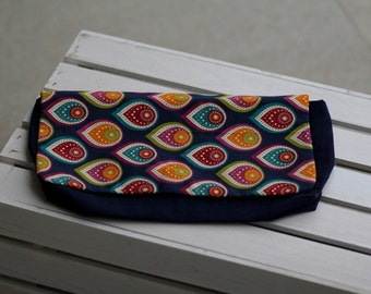 Color Fun Soft Cotton Clutch