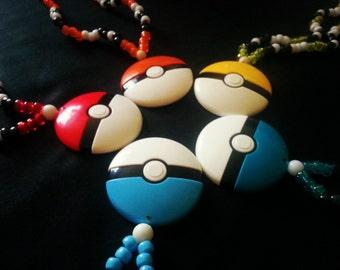 Poke-Kandi Necklaces