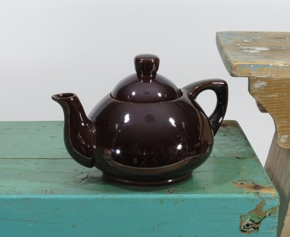 Small Brown Teapot Epi Curio No 112 Ming Tea By