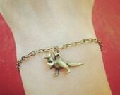 Dinky Dinosaur Charm Bracelet