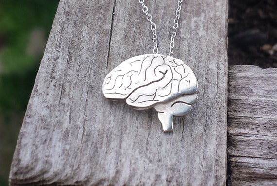 Itty-Bitty Body Parts - Anatomical Brain!