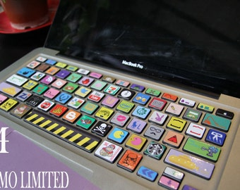 Keyboard Decal Macbook Decal Macbook Pro Keyboard Skin