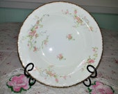 "Six vintage ""Gwendolyn"" rimmed bowls by Pope-Gosser"