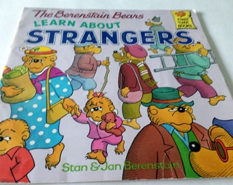The Berenstain Bears Learn About Strangers - eBook | pre k ...