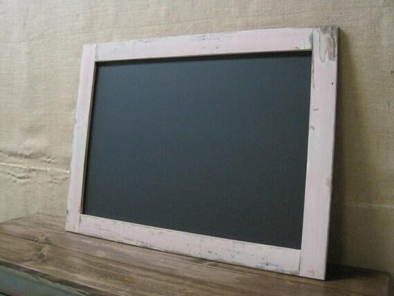 large framed chalkboard chalk board message by On large framed chalkboard