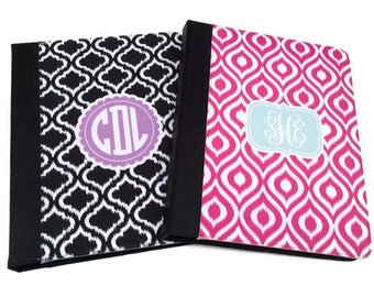 Personalized iPad Case - Monogram iPad Case - Custom Tablet Cases - iPad 2 - iPad 3 - iPad 4 - iPad Air Case