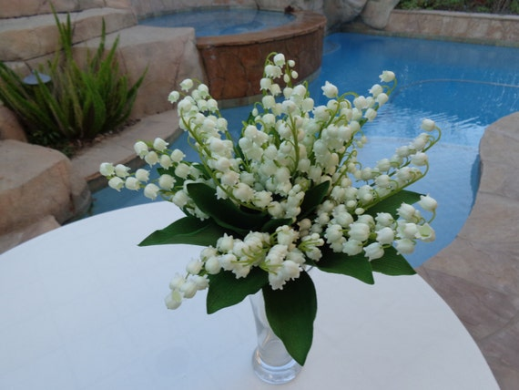 Lily Of The Valley Wedding Bouquet: Lily Of The Valley Bridal Bouquet
