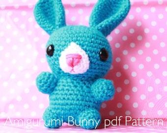Amigurumi Bunny pdf Pattern